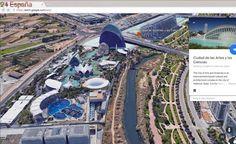Google Earth se lanza a las guías interactivas para recorrer el planeta