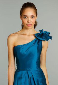 plum or eggplant color elegant bridesmaid dress | Wedding Dresses,Wedding Gowns, Evening Dresses,Bridesmaid Dresses ...