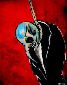 #tattoofacemiller #deathbyhanging #noosearoundmyneck #skullart #skullcity #liar #deadagain #killmeslowly #ihateyourface