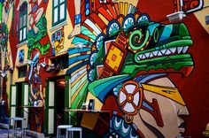 Street Art à proximité d'Haji Lane   © Flickr CC – ##William Cho@@https://flic.kr/p/dmW8yo