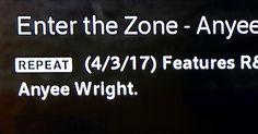 Enter The Zone TV featuring Anyee Wright right now !! #enterthezonetv #dentdamagetv #anyeewright #blacktelevisionshows #blacktelevisionnetwork #blacktelevision #blacktvmogul #entertainment #getmoneyfilmz http://ift.tt/2nXogHV