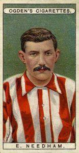 Ernest Needham, Sheffield United
