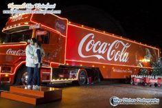 Plymouth Hoe - Coca Cola Truck 2012