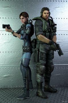#ResidentEvil #Cosplay #ResidentEvilCosplay  Para más información sobre #videojuegos suscríbete a nuestra página web: http://legiondejugadores.com/