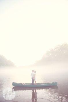 ephemeral engagement photo