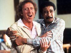 "Gene Wilder and Richard Pryor in ""Stir Crazy"" (1980)"