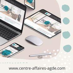 "Conception site internet type ""Vitrine"" + Pack Photo Site Vitrine, Site Internet, Packing, Type, Site Design, Advertising Agency, Carte De Visite, Bag Packaging"
