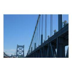 Approaching a Bridge