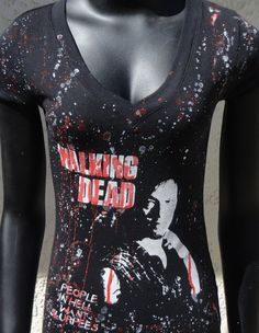 The Walking Dead Daryl Dixon Tee ;') Love it!