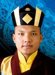 Sa Sainteté le Karmapa Orgyèn Trinley Dorjé