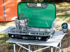 Cabela's: Coleman® EvenTemp™ Three-Burner Propane Stove