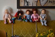 1000rehe · Puppen nach Waldorfart und andere Werkeleien