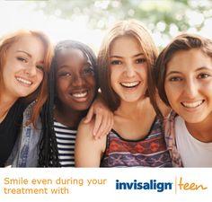 4 Reasons Teenagers Love Invisalign Treatment at Wake Orthodontics