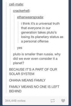 Pluto is still a planet, damn it!