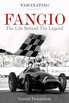 """Read """"Fangio The Life Behind the Legend"""" by Gerald Donaldson available from Rakuten Kobo. Juan Manuel Fangio's name is indelibly inscribed in the record books and many consider him to be the greatest driver in . Book Of Life, The Life, Love Book, This Book, My Autobiography, Guy Martin, Recorded Books, What To Read, Book Photography"""