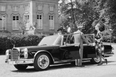 Mercedes 600 1964