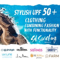 Bringing you the best of Brazilian outdoor fashion Outdoor Fashion, Searching, Singapore, Healthy Living, Good Things, Beach, Shop, Fabric, Style