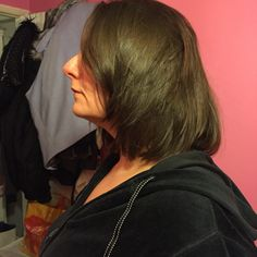22/1/2016 I did a round brush blowdry on my mum for a night out. She was very happy with it, I was happy with it also I just think I could have made the end tucked in a bit more & be smoother. Being my first round brush blowdry on a real person I was happy.