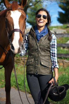 Barbour Olive Cavalry Gilet Tuckernuck Mid Fall Catalog 2014