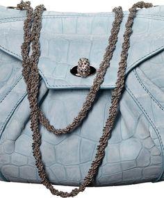 Tyler Alexandra Bag, braided chain