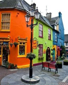 Kinsale (Country Cork), Ireland.