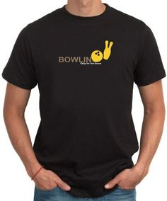 Bowling - Only For The Brave T-Shirt
