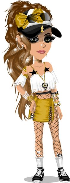 (~ ~) Uk User: Old look~ Yellow Playing Dress Up, Aesthetic Clothes, Tween, Movie Stars, Cool Hairstyles, Have Fun, Cute Outfits, Yellow, Dark Side