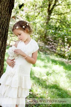 Beautiful Eco Friendly Fabric Flowers Bouquet  15. by LaParisLaur, $65.00 Flower Girl  #Ecoura #Reeds #EcouraSummerGiveaway