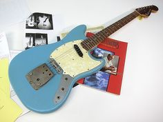 1967 Leo Fender owned proto-type Mustang
