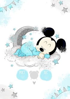He is cute Our boy is turning Happy birthday Baby Boy Art, Baby Clip Art, Baby Boy Rooms, Baby Animal Drawings, Cute Drawings, Baby Disney, Disney Art, Mickey Mouse Images, Baby Posters