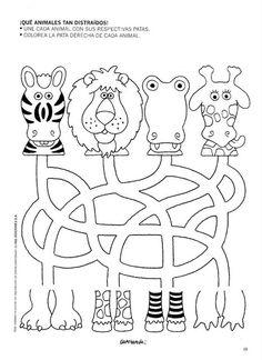 Animal Worksheets for Kids. 20 Animal Worksheets for Kids. Animals Worksheet Kids Esl Worksheet by Jungle Activities, Animal Activities, Preschool Activities, Map Activities, Summer Activities, Animal Worksheets, Worksheets For Kids, Printable Mazes For Kids, Kids Mazes
