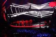 eurovision set - Google Search
