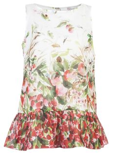 RED Valentino Floral top