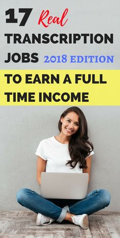 See my handpicked list of the best transcription jobs you can work from home to earn up to a full time income. Only legitimate, high paying transcription companies.