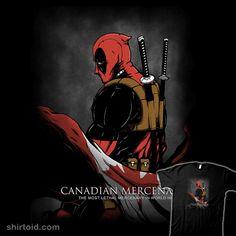 The Most Lethal Mercenary #americansniper #comic #comics #deadpool #film #marvelcomics #movie #pigboom