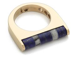 Kelly Wearstler Aldo Ring ($150) found on Polyvore