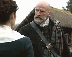 Silver Screen Surroundings: Outlander S1E5 - #Outlander #Starz