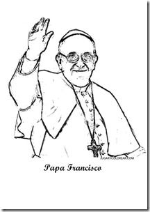 papa francisco colorear 1 more information more information pope francis printables coloring pages