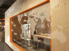 VirtualExpo open space office by MultiPod Studio, Marseille France office 2