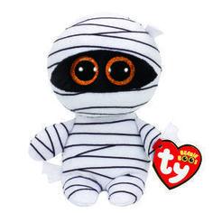 Ty Beanie Babies Boos 37234 Mummy the White Mummy Halloween Boo: Dimensions x x Halloween Beanie Boos, Halloween Boo, Ty Stuffed Animals, Plush Animals, Peluche Lion, Ty Beanie Boos Collection, New Beanie Boos, Ty Babies, Beanie Buddies
