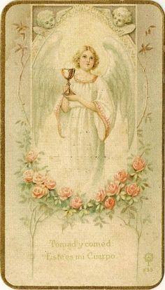 Vintage 1926 Holy Prayer Religious Cards, A Boys Prayer. 1926 Religious, Holy, Prayer Cards