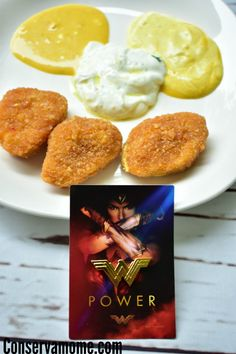 It's not hard to be a Wonder Woman in the Kitchen with these delicious Chicken Nugget Dipping Sauce Recipes that are easy to make and yummy to eat.