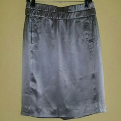 J.Crew Skirts 100 % Silk J.Crew Skirts hast two pockets, elastic around the waist. 23 1/2 in long J. Crew Skirts