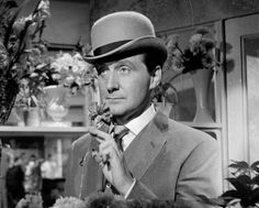 Patrick Macnee as John Steed,
