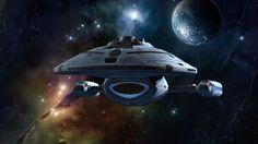 Starship Voyager | Star Trek: Voyager Fanart