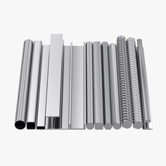 aluminum angle 3d fbx