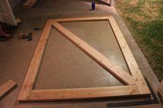 DIY Barn Door: Part 1