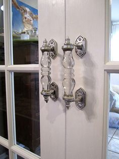 for the french doors.