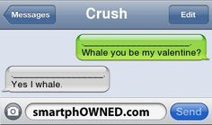 whale Relationships - Autocorrect Fails and Funny Text Messages - SmartphOWNED