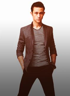 Thin Stripes & Blazers - I should have know jgl would start it, lol. Trend forecasting.